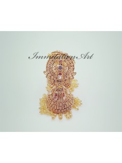 Jhumkay Gold plated